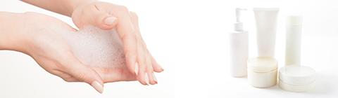 洗顔フォーム・洗顔クリーム・クレンジング剤のOEM製造サービス