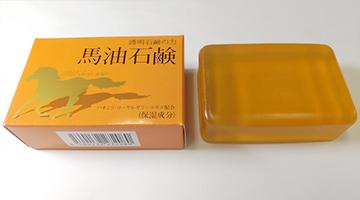 馬油石鹸 120g